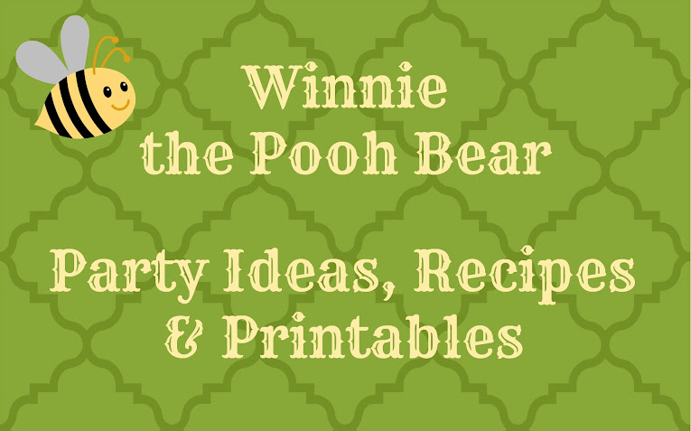 Winnie the Pooh Day Party Ideas