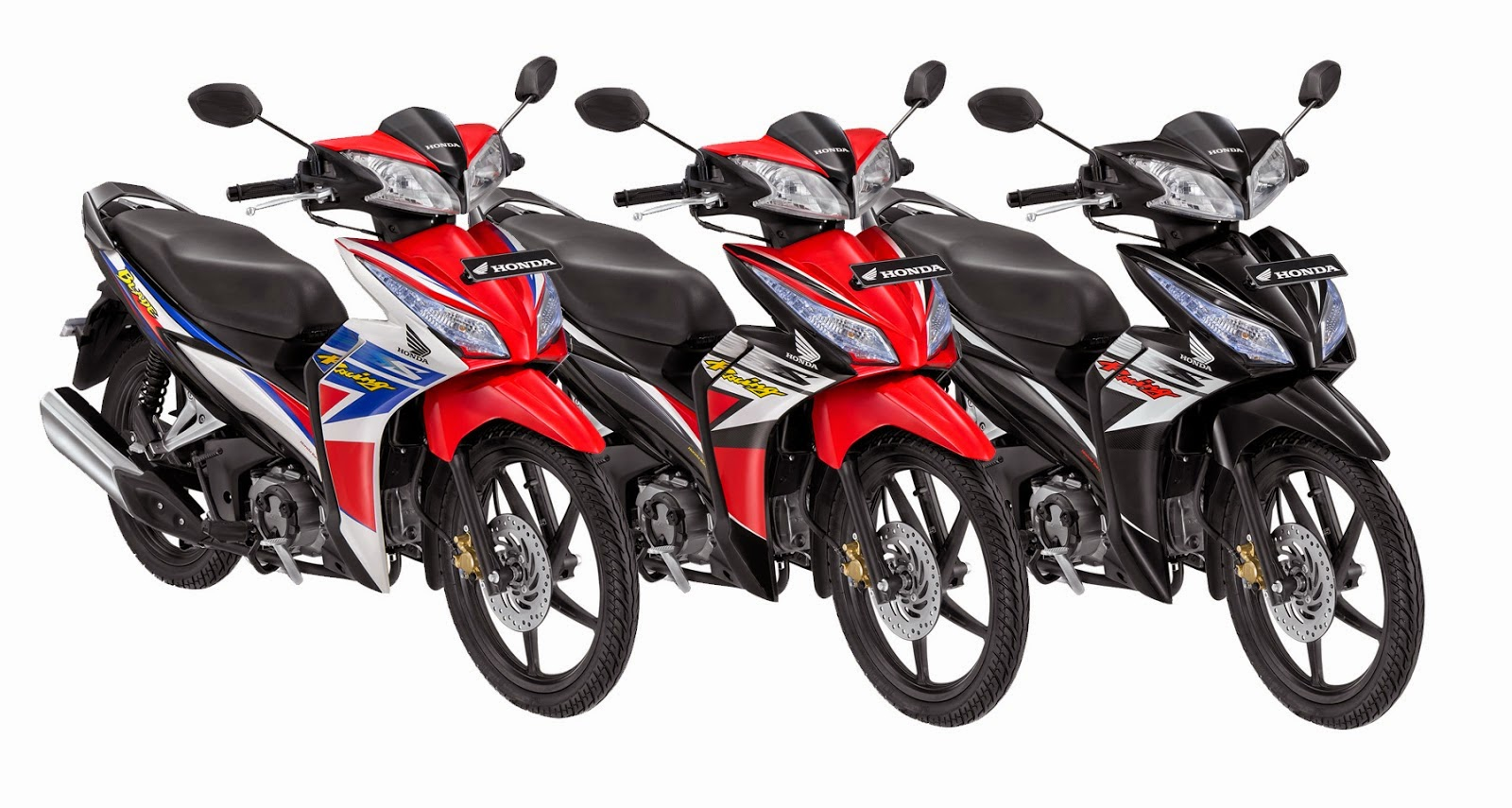Modifikasi Blade 125 Fi