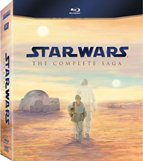 Star Wars en Blue-ray