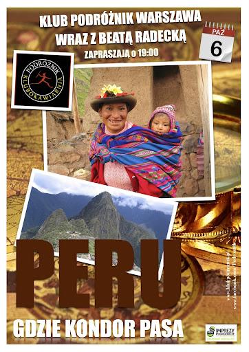 Klub Podróżnik Peru
