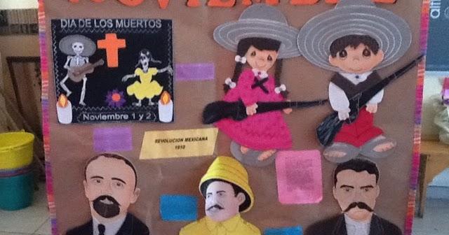 Diana Valencia Periodico Mural De La Revoluci N Mexicana