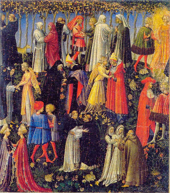 Giovanni di Paolo - Paradise
