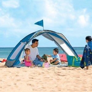 51pjDBWfXrL._SL500_AA300_.jpg & Sun Smarties Family Beach Cabana Tent   e8zk7ve0uwy1