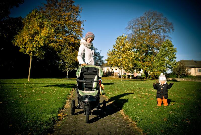 jesienny Dublin..