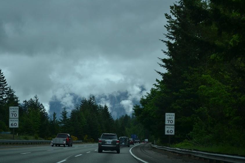 дороги штата Вашингтон