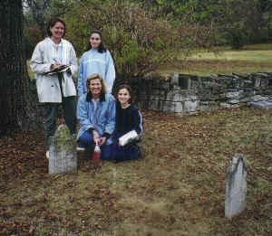 Davidson County Cemetery Volunteers