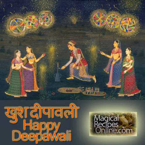 Deepawali Diwali Spell A Spell For The Hindu Festival Of Light