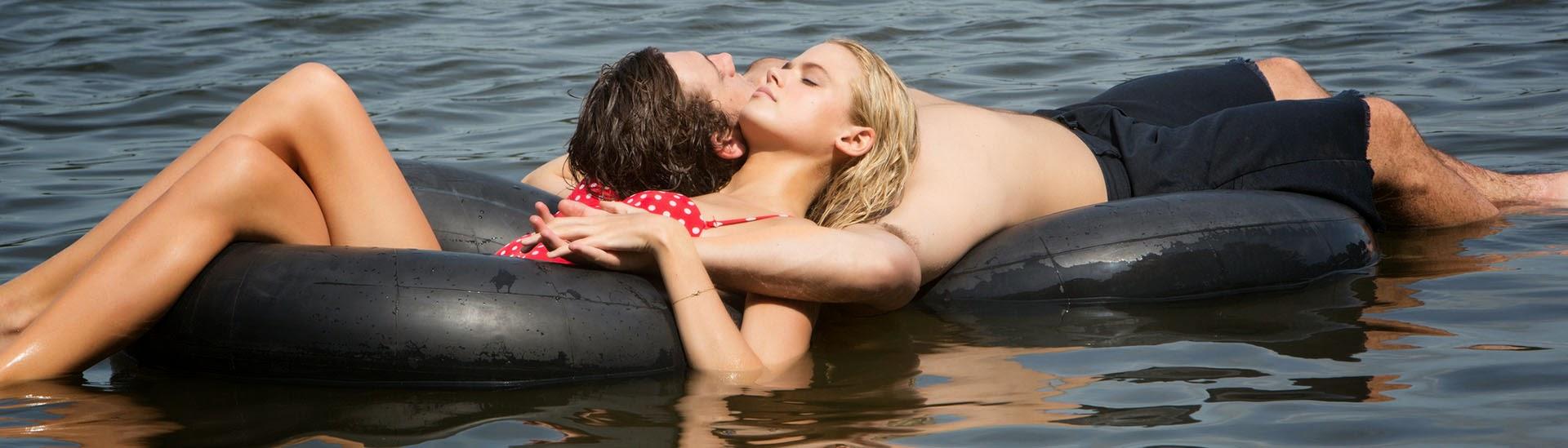 Baner filmu 'Miłość Bez Końca'