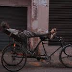 Petit somme à Agra