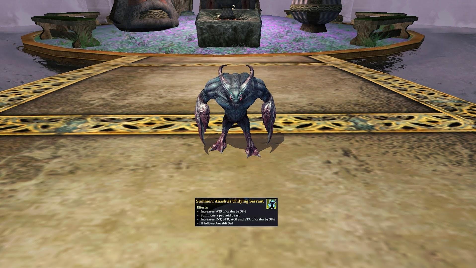 EQ2 Anashti's Undying Servant