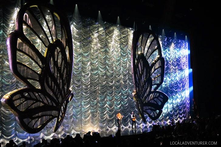 Mariah Carey Caesars Palace Las Vegas.