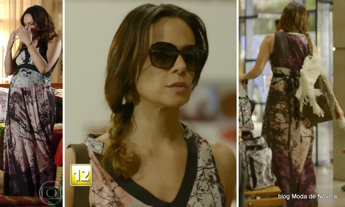 moda da novela Em Família - look da Juliana dia 14 de junho