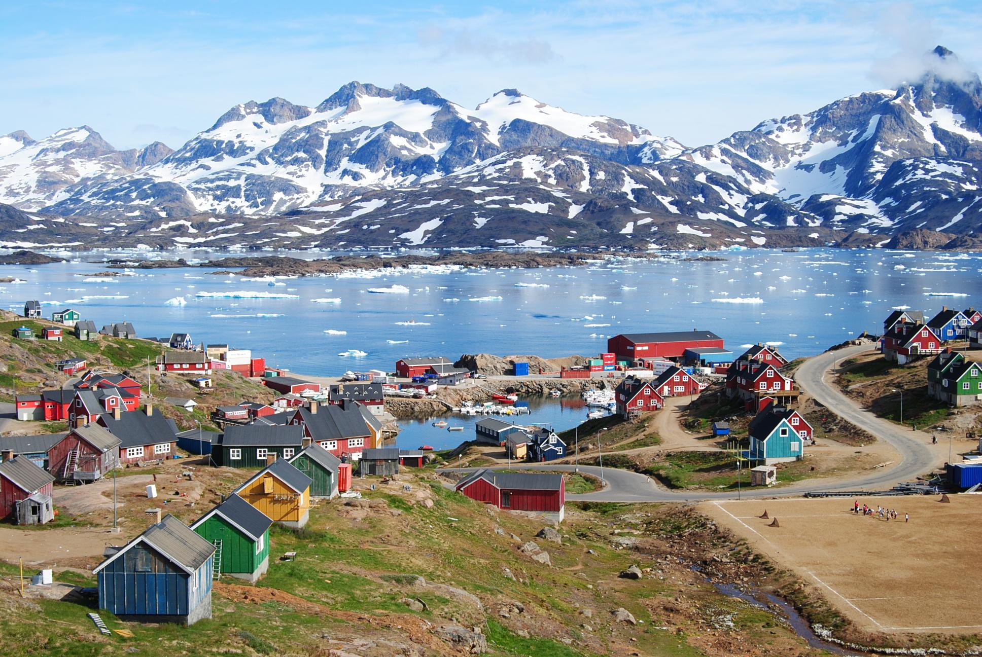 Reisinformatie Groenland