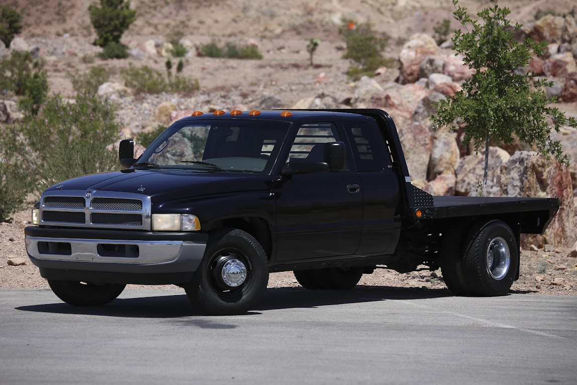 2001 Dodge Ram 3500 Slt Laramie Dually Turbo Diesel W