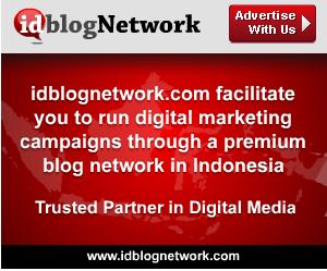 Banner IdblogNetwork Nangkring di Blog Ahmad Faza