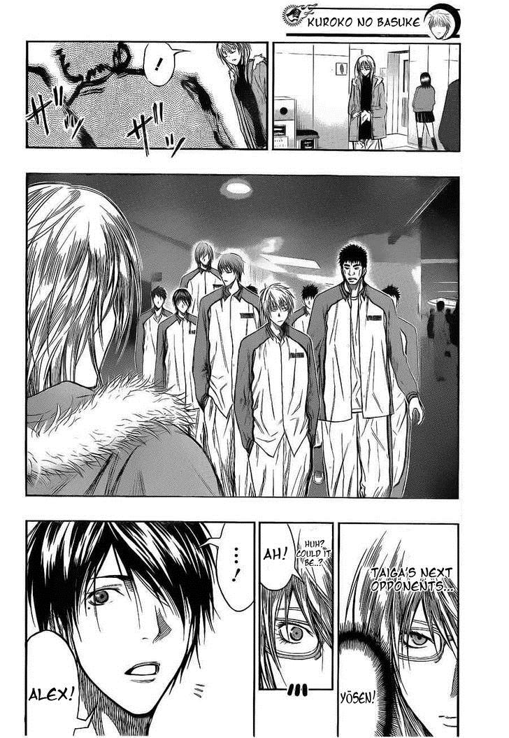 Kuroko no Basket Manga Chapter 144 - Image 10