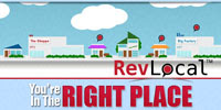 Search Marketing Austin Texas RevLocal Logo
