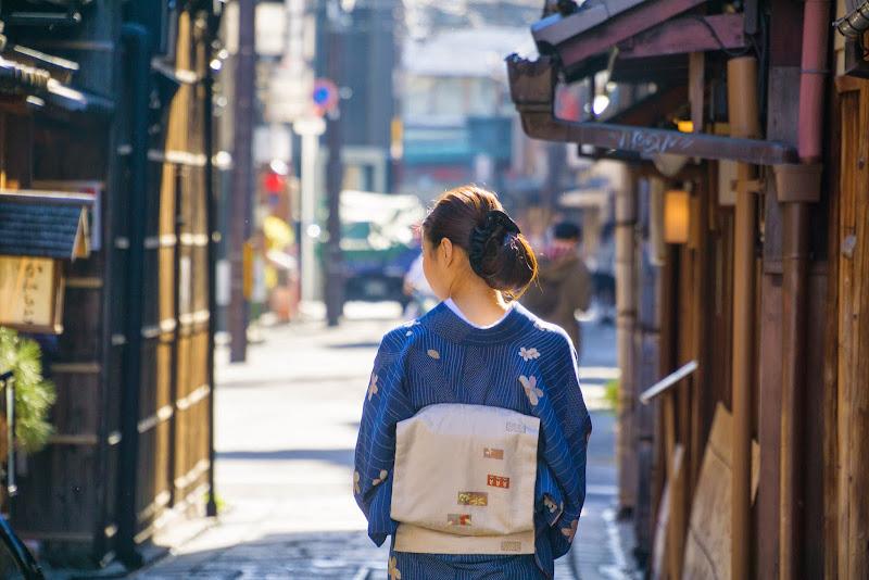 京都 祇園 切り通し 写真2