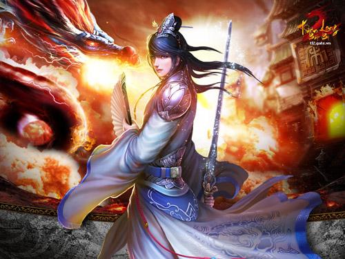 Thiên Long Bát Bộ 2 công khai loạt hình nền mới 5