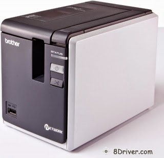 Download Brother PT-9800PCN printer's driver, learn how you can setup