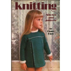 Knitting Stitches And Patterns Diana Biggs : The Good, The Plaid, and The Snuggly: Four Groovy Knitting Books