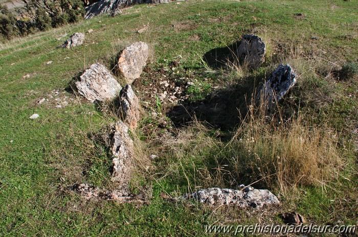 Dolmen de Patagalana o de los Lajares