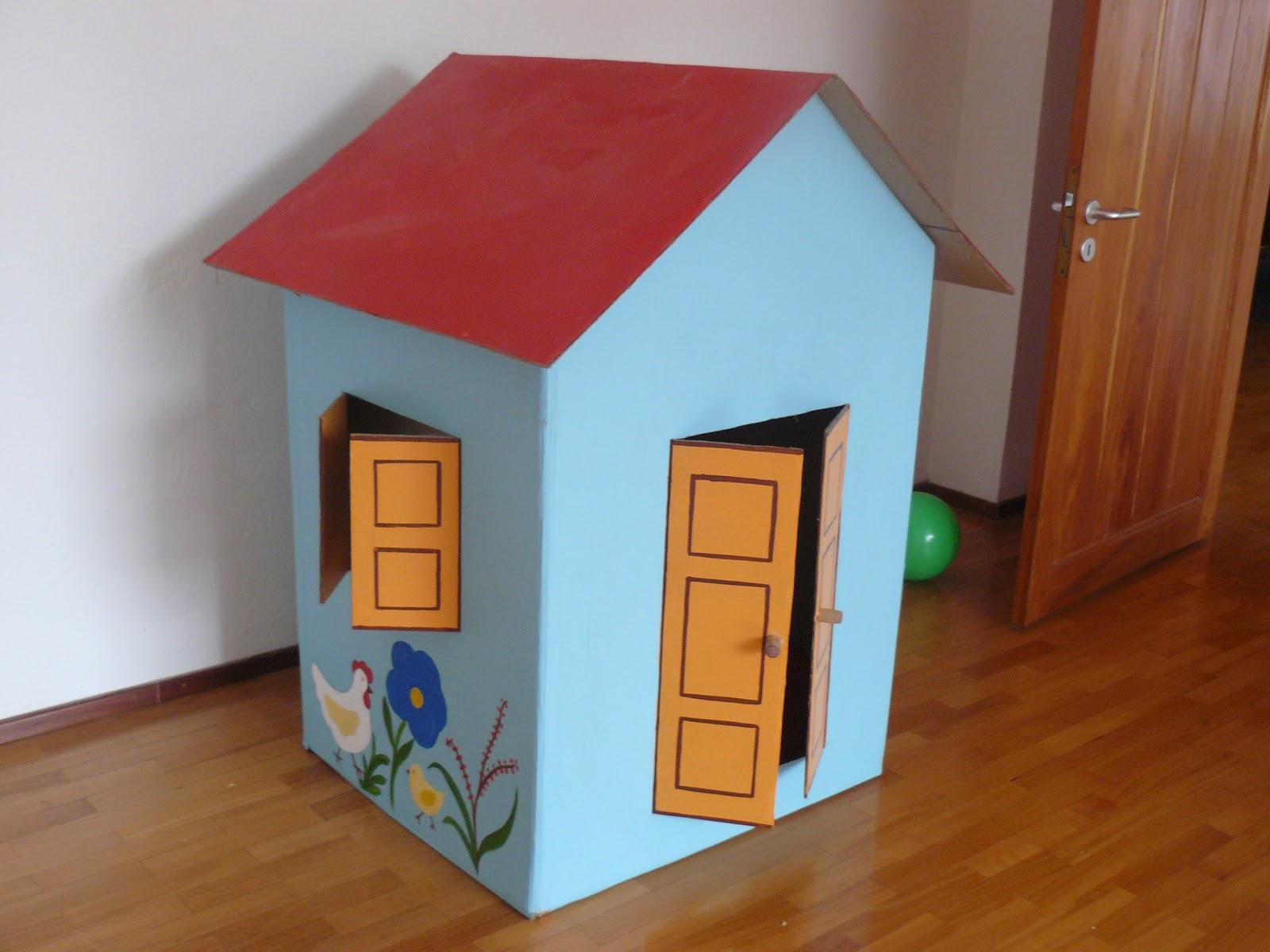 construir una casita para la constanza