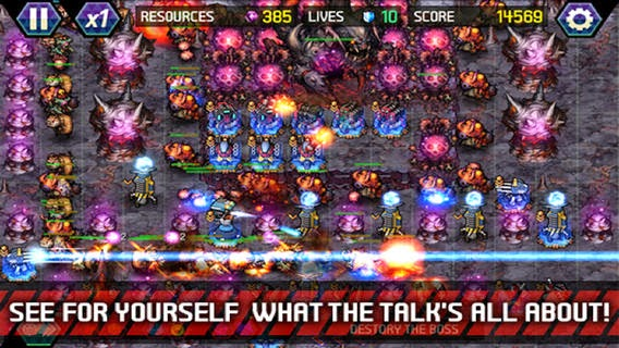 Tower Defense v1.5.3 for iPhone/iPad