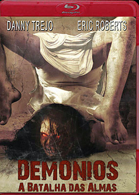 Filme Poster Demônios: A Batalha das Almas BDRip XviD Dual Audio & RMVB Dublado