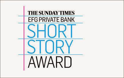 The Sunday Times EFG Novelladíj - 30 000 font egy novelláért