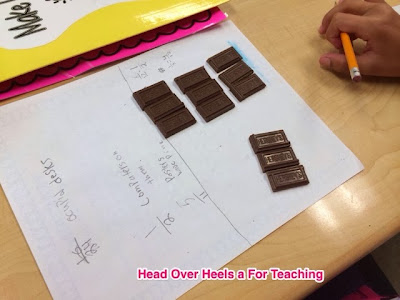math worksheet : head over heels for teaching workshop wednesday edible math  : Hershey Bar Fraction Worksheet