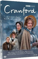 BBC Cranford DVD