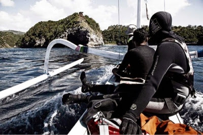 Spearfishing Indonesia East Bali