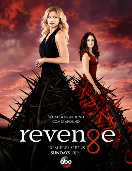 Revenge-Bosszú 1-4.évad online sorozat