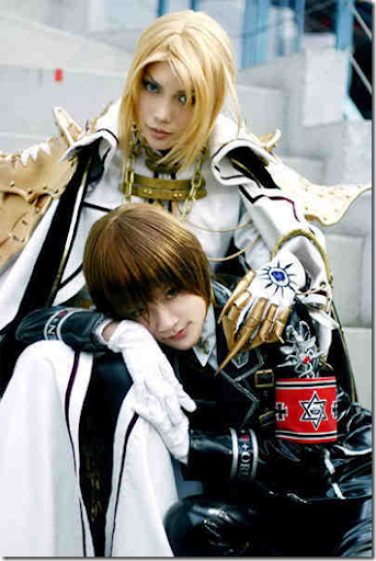 trinity blood cosplay - cain nightroad by stay and deitrich von lohengrin