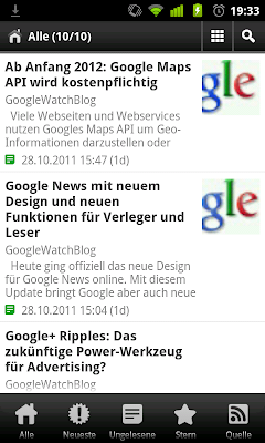 GoogleWatchBlog Android App