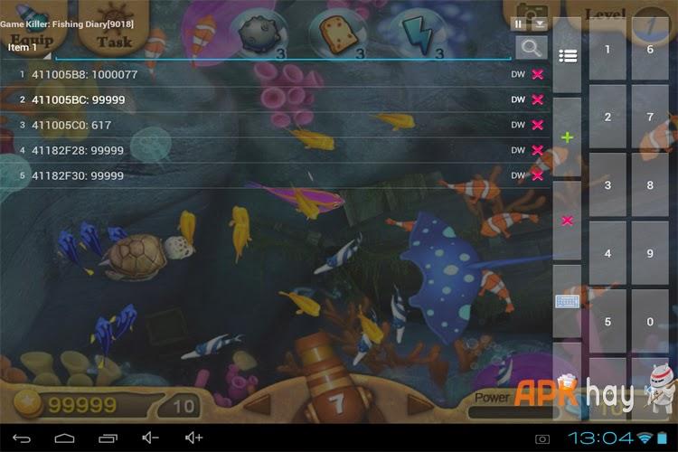 8Hướng dẫn hack tất cả game Android bằng GameKiller