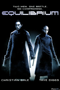 Cái Giá Phải Trả - Equilibrium poster