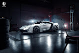 W Motors Lykan HyperSport is officially premiered [VIDEO]