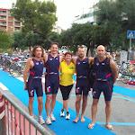 Triathlon Olimpico Recco 2012