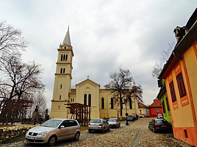 catedrala sfantul iosif sighisoara