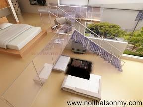 Mẫu thiết kế nội thất phòng khách 316
