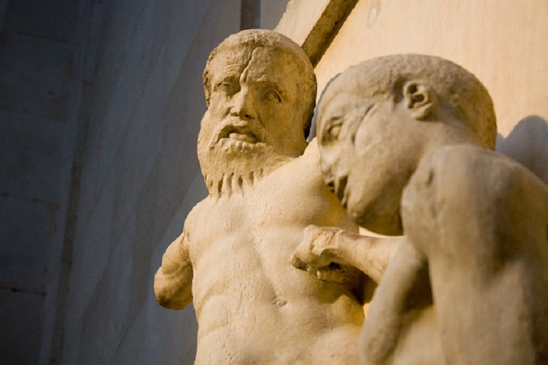 More Stuff: Forbes: The British Museum should return the Parthenon Marbles to Greece