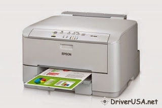 download Epson WorkForce Pro WP-4010 Network Color printer's driver
