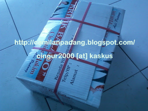 Contoh Paket Kiriman (1)
