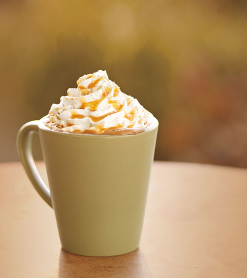The New Starbucks Salted Caramel Mocha Beverages