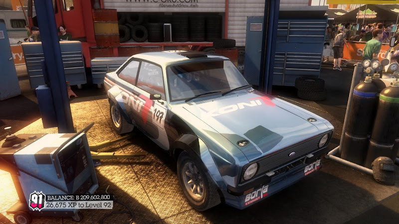 รายการรถกลุ่ม Rally ใน DiRT2 Cme-10
