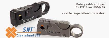 Dụng cụ thi công cáp CATV