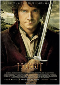 Download O Hobbit: Uma Jornada Inesperada   BDRip Dual Áudio