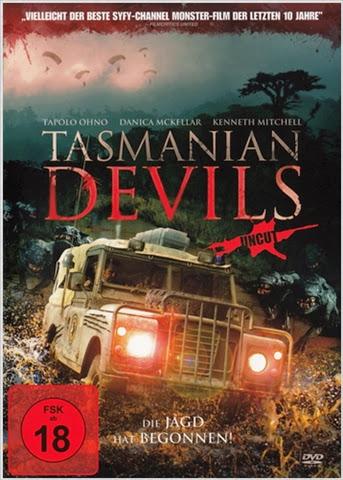 Demonios de Tasmania 2013 DVDRip Castellano